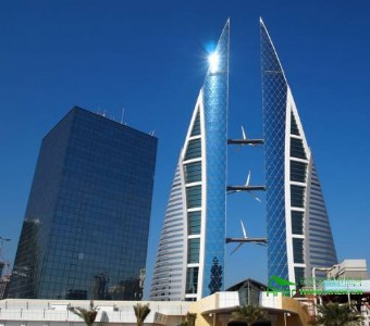 巴林麦纳麦:巴林世贸中心