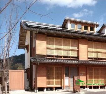 日本丰冈:生态住宅