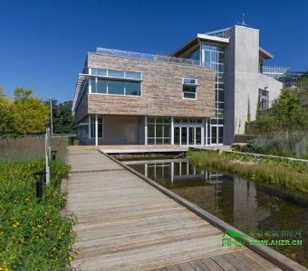 美国匹兹堡:菲普斯的可持续景观中心