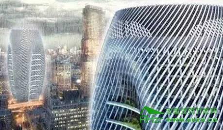 波兰:集雨摩天楼
